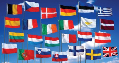 the-flags-of-the-european-union